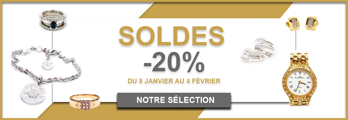 Soldes Rivluxe Bijoux Or Occasion